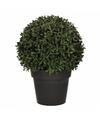 Boxwood ball kunstplanten 35 cm