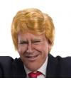 Verkleed pruik president Amerika
