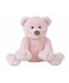 Boogy pluche knuffel roze 24 cm