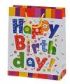 Verpakking voor verjaardagskado 18x23 cm