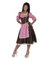 Oktoberfest verkleed jurk Ros