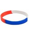 Siliconen armband Holland
