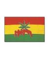 Rasta vlaggen Cannabis